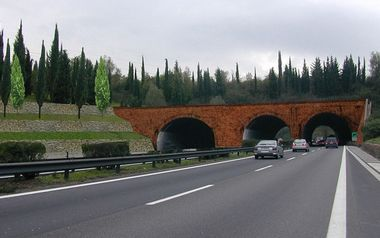 A1 motorway: Florence North-South