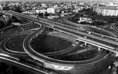 Eastern by-pass road of Milan (A51)